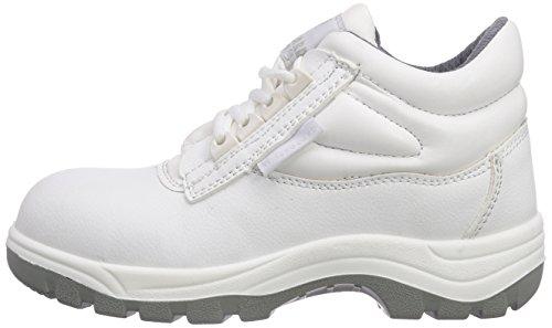 Maxguard W430, Chaussures de sécurité mixte adulte, Blanc (Weiß), 44