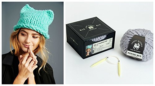Loopy Mango DIY Box Kit - Kitty Hat (Butter) by Loopy Mango