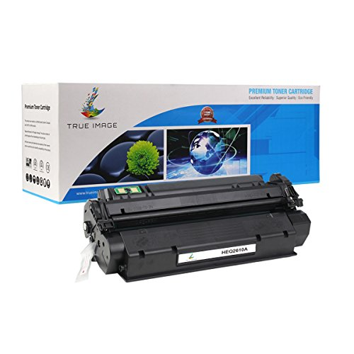 TRUE IMAGE Compatible Ink Cartridge Replacement for HP Q2610A ( Black )