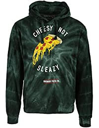 Cheesy Not Sleazy Pullover Hoodie Mens