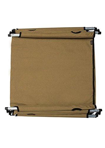 Go-Kot Regular Portable Folding Camping Cot, Coyote Brown by Go-Kot (Image #2)