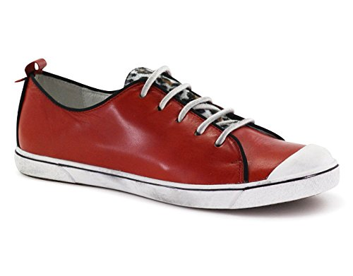 Mujer 17 Lilo Josef rojo Zapatillas Seibel rojo wgxTqI