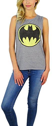 Batman+tank+top Products : DC Comics Womens Justice League Sleeveless Tank Top