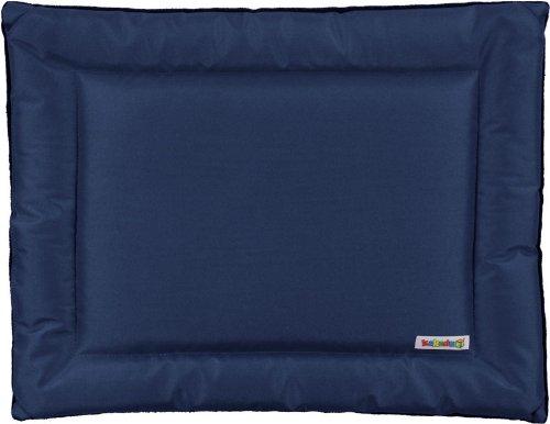 Kakadu Pet All Seasons Mat Dog Bed, Marine (Blue and Gray) – Medium, 30″ x 24″, My Pet Supplies