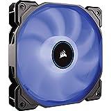 Corsair CO-9050081-WW Af120 LED Low Noise Cooling Fan Single Pack - Blue Cooling