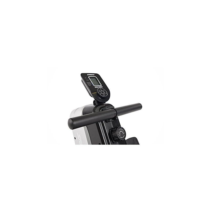 Stamina Multi Level Magnetic Resistance Rowing Machine