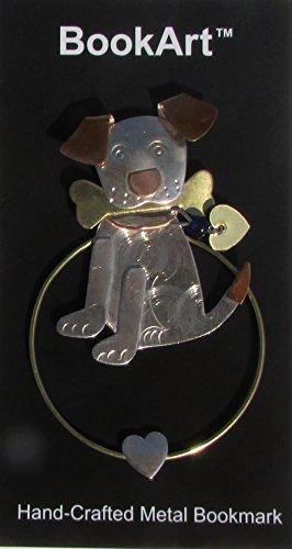 Dog Art Bookmark - 1