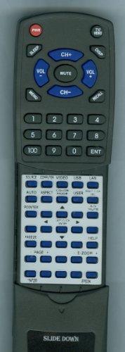 EPSON Replacement Remote Control for VS320, POWERLITE X12, EX3212, POWERLITE 475W
