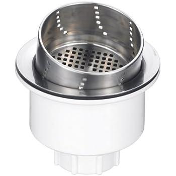 Blanco 441231 3 In 1 Basket Strainer, Stainless Steel