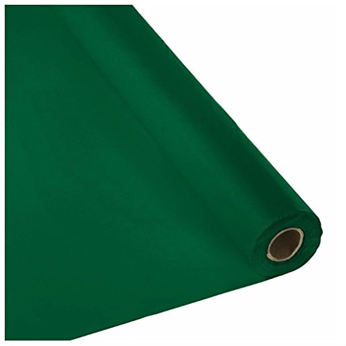 Plastic Banquet Party Table Cover Roll - 40