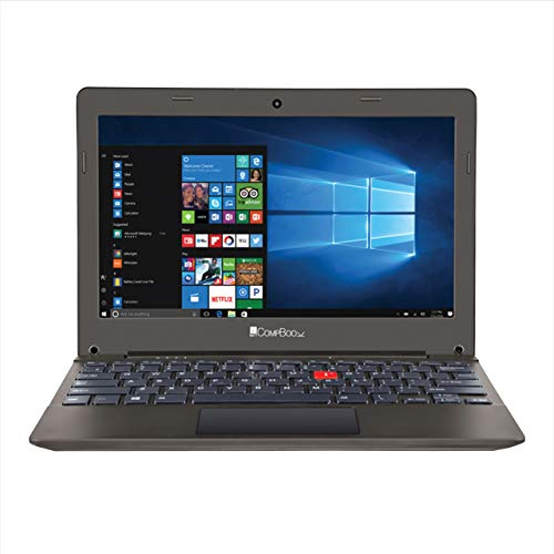 iBall Excelance OHD IPS Screen with 11.6-inch FHD Display Laptop (8th Gen Intel Atom X5-Z8350/2GB...