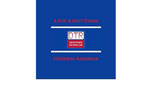 Hidden Agenda by A.M.R. & Matt Dyson on Amazon Music ...
