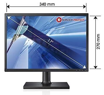 """3db59049e7 BlueCat Screen Protection d'écran d'ordinateur - Filtre Anti-lumière Bleue  17"""""""
