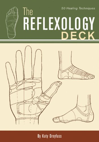 Download The Reflexology Deck: 50 Healing Techniques (Cards) ebook