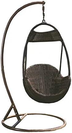 Imitación bambú - Rota Mimbre de Hamaca/Columpio/Silla Colgante ...