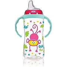 NUK Large Learner Cup, Pink Jungle Designs, 10oz 1pk