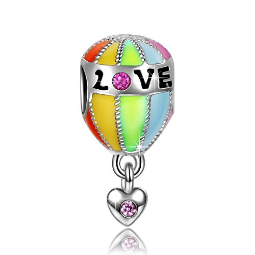 August Kids Charm - NINAQUEEN Hot Air Balloon Trip