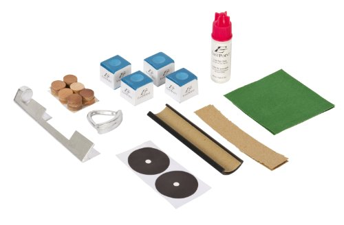 EastPoint Sports Deluxe Table and Cue Tip Repair Kit (Cue Replacement Pool Tip)