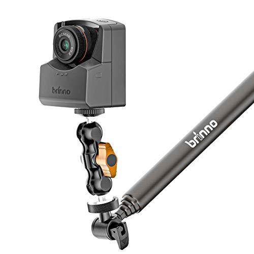Brinno TLC2020 Creative Kit – Adjustable Narrow-Angle Lens (BCS039) – 99-Day Battery – Full HD 1080p – BAC2000 Time…