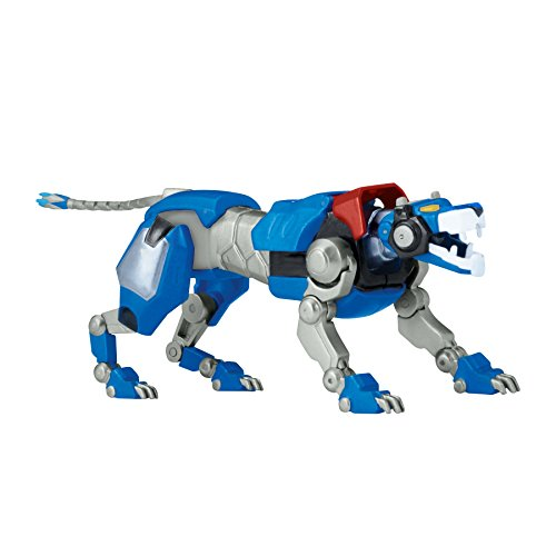 Voltron Blue Lion Die Cast Action Figure