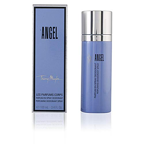 Thierry Mugler Angel Deodorant Spray for Women, 3.4 Ounce ()