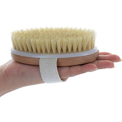 Body Benefits Natural Bristle Bath Brush