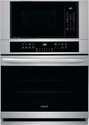 combination microwave wall oven - 1