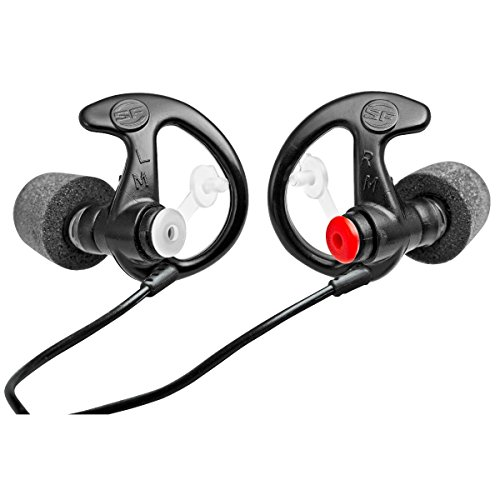 SureFire EP7 Sonic Defenders Ultra filtered Earplugs w/ Comply Canal Ideas, reusable – DiZiSports Store