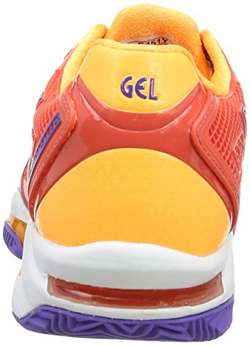 Hot Nectarine Asics Orange Solution Femmes 2 Clay Coral Speed 633 Gel Tennis Lavender BPqwZ8B