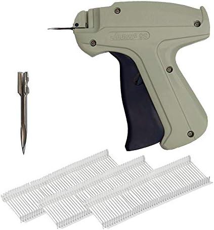 SET Heftpistole - Etikettierpistole ARROW 9S + 1 Ersatznadel + 1000 Heftfäden Standard 50mm | Etikett Pistole Preis Marke Tags Label Tagging Gun Preisschild Handel