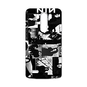 SANLSI Nine Inch Nails Cell Phone Case for LG G3