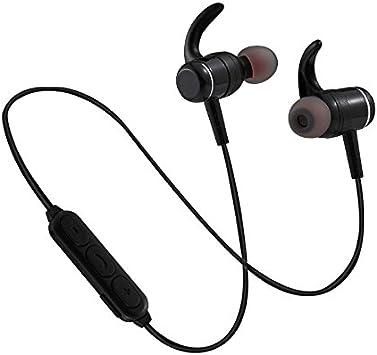 Auriculares Bluetooth, Cascos Bluetooth, Tiergrade Bluetooth 4.1 Auriculares Inalambricos Sonido Estéreo Inalámbrico Headphone con Micrófono para Deporte Correr: Amazon.es: Electrónica