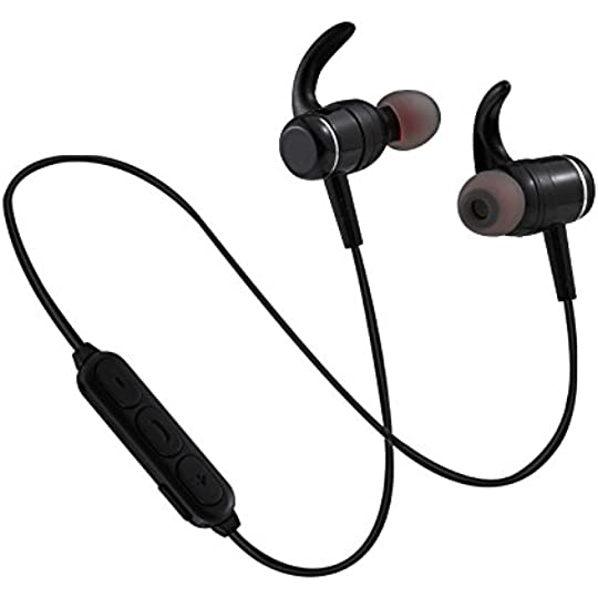 f22f7ab9160 Don't Miss This Deal on Sixpipes True Wireless-Earbuds Bluetooth 4.1 with  Microphone, HD Stereo Sports/Running Waterproof Earphones 8 Hours Playtime  ...