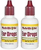 NutriBiotic Ear Drops with Grapefruit Seed Extract