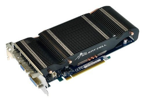 Gigabyte nVidia GeForce 9600GT 512 MB PCI-Express ()