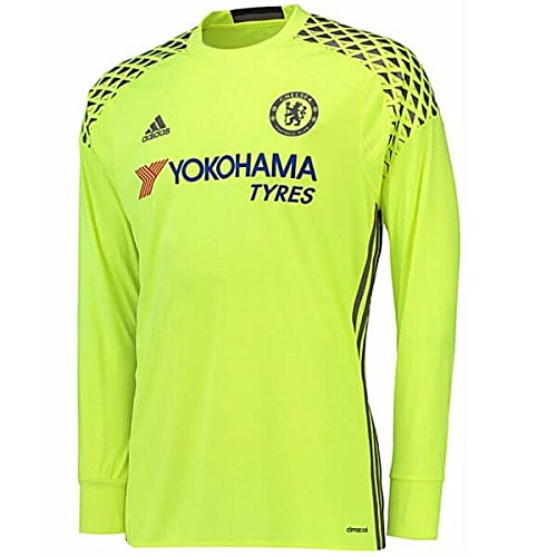 2016-2017 Chelsea Adidas Home Goalkeeper Shirt - Chelsea Keeper Jersey