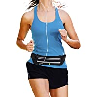 Running Belt, Fanny Pack For iPhone X 6 7 8 Plus. Runners...