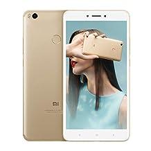 Xiaomi Mi Max 2 (128GB 4GB Snapdragon 625 4G LTE 6.44 Inch 12MP Camera 5300mAh Battery) - Gold