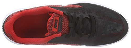 NIKE Boys' Revolution 3 Running Shoe (GS), University Red/Metallic Silver/Black, 4.5 M US Big Kid by Nike (Image #7)