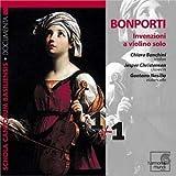 Bonporti; Inventions for Solo Violin, Op.10