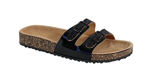 By Shoes -Grifo para Mujer Negro