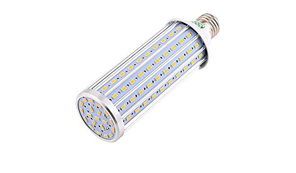 Pack of 6 Llight Bulb Size : Cold White LED Bulbs E27//E26 140LED 5730SMD 45W 4400-4500 Lm Warm White Cool White LED Corn Lights AC 85-265V