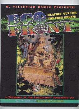 ECO FRONT (CYBER GENERATION), ED BOLME