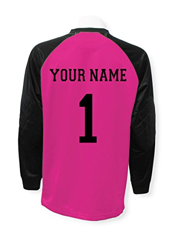 soccer goalkeeper jersey personalized