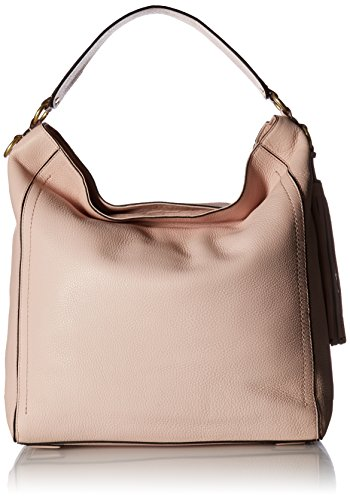 Cole Haan Cassidy Bucket Hobo Leather Bag, peach blush (Hobo Peach)