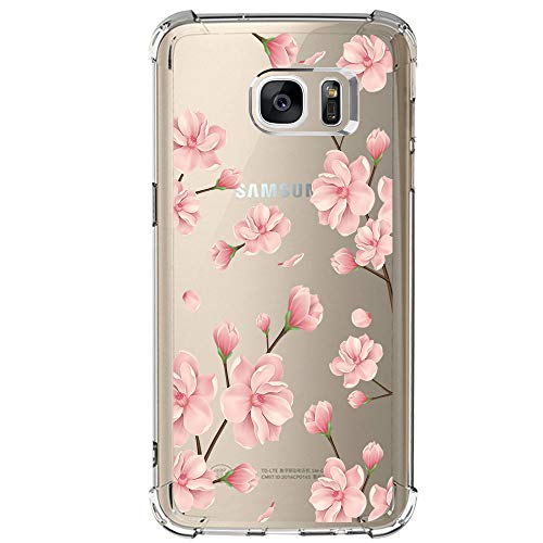 Galaxy S7 Shockproof TPU Bumper Case,Pretty Pattern Design with Shock Absorption Technology Bumper Soft TPU Cover Case for Samsung Galaxy S7 (4)