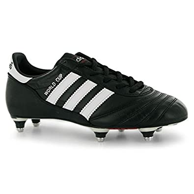 af6f12ec3ba1 adidas Kids World Cup Junior SG Football Boots Boys Shoes Lace Up Trainers:  Amazon.co.uk: Shoes & Bags