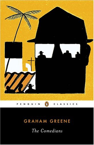 The Comedians by Graham Greene