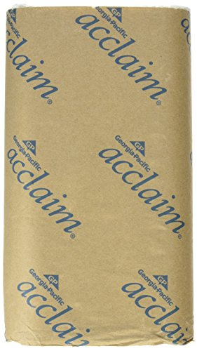 Georgia-Pacific Acclaim 20204 White Multifold Paper Towel, 9.4