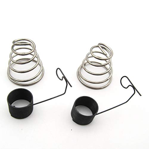 - KUNPENG - #125316 +125314 Thread Tension Springs FIT for Singer 15-88, 15-90, 15-91 Sewing Machine